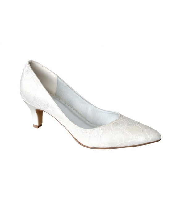 Lilly Brautschuhe Shoes (07-1987-CR) - The Beautiful Bride Shop
