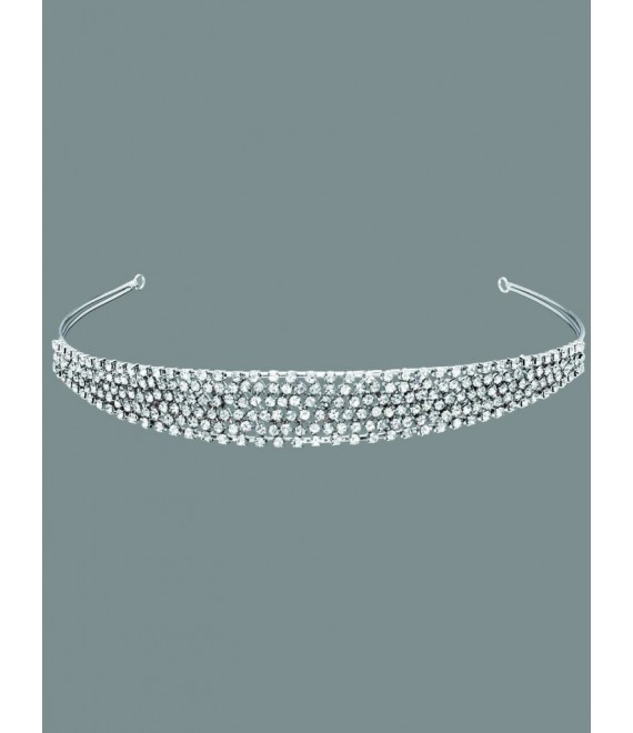 Emmerling Tiara 18143 - The Beautiful Bride Shop