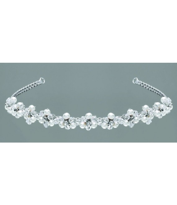 Emmerling Tiara 18145 - The Beautiful Bride Shop