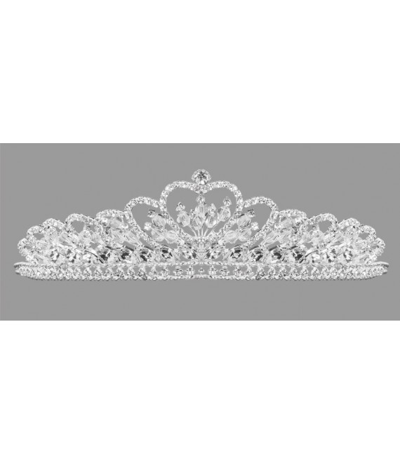 Emmerling Tiara 18153 - The Beautiful Bride Shop