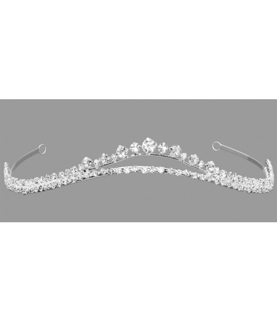 Emmerling Tiara 18156 - The Beautiful Bride Shop