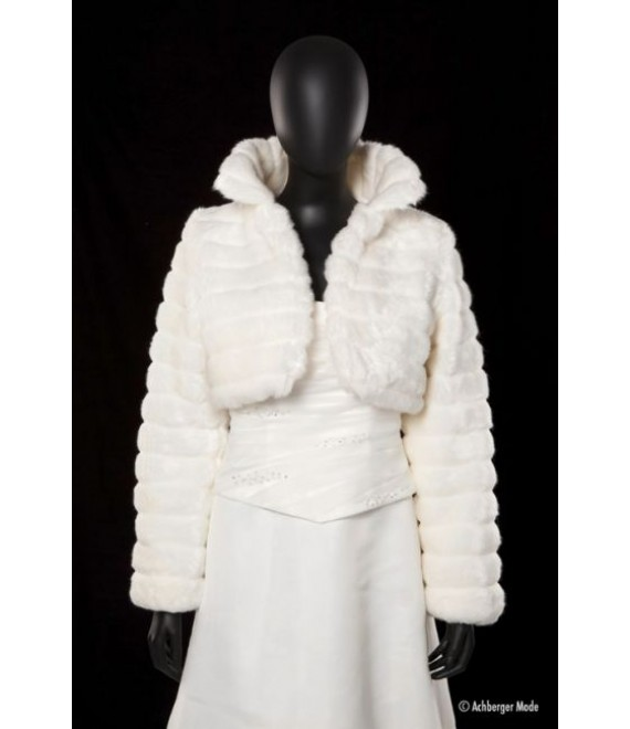 Achberger Webpelzjacke 60501 - The Beautiful Bride Shop
