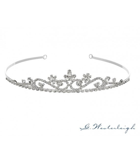 G. Westerleigh Diadem 78072 - The Beautiful Bride Shop