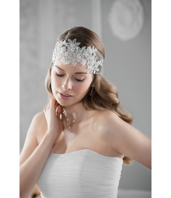 Emmerling Bandenette 21100 - The Beautiful Bride Shop