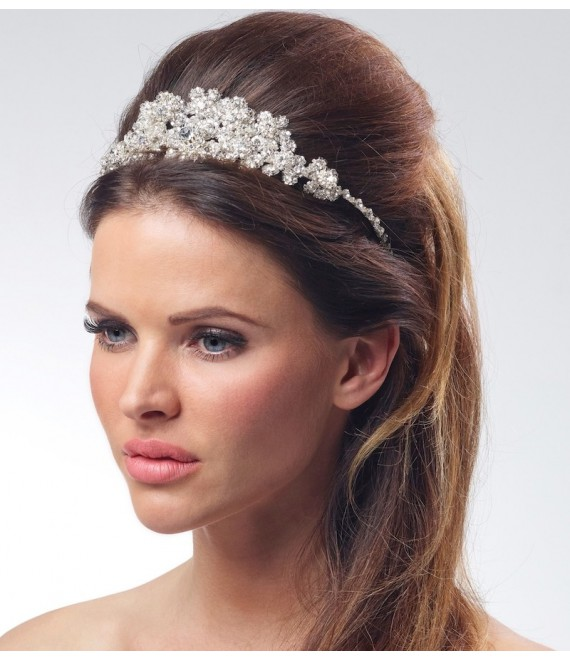Swarovski Tiara Poirier BB-6307 - The Beautiful Bride Shop