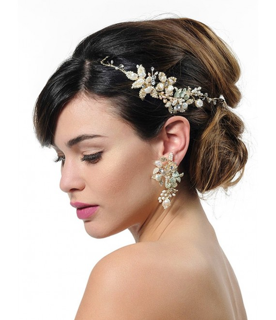Haardraht Poirier BB-8580 - The Beautiful Bride Shop