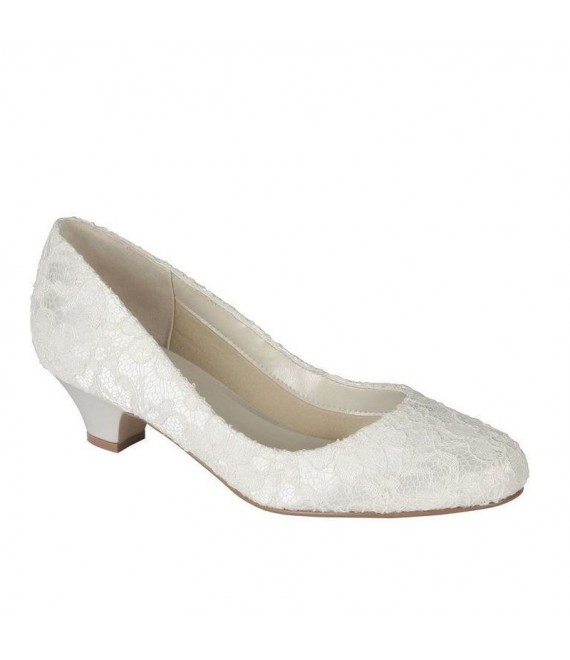 Paradox London Pink Brautschuhe Bon Bon 1 - The Beautiful Bride Shop