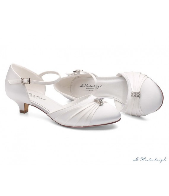 Brautschuhe Heidi - G. Westerleigh 1 - The Beautiful Bride Shop