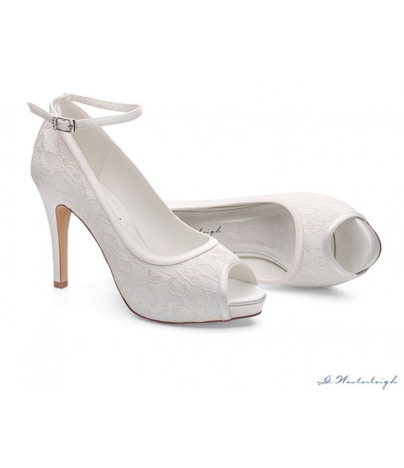 Brautschuhe Leila - G. Westerleigh 1 - The Beautiful Bride Shop