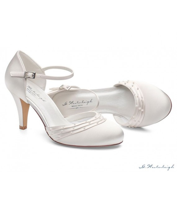 Brautschuhe G.Westerleigh Melissa 1 - The Beautiful Bride Shop