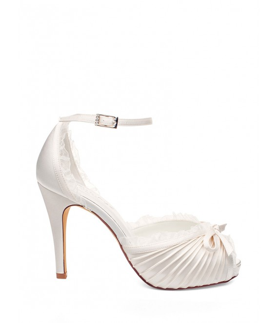 Brautschuhe Charlotte - G. Westerleigh 5 - The Beautiful Bride Shop