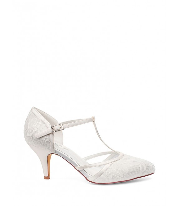 Brautschuhe G.Westerleigh Jamine 2 - The Beautiful Bride Shop