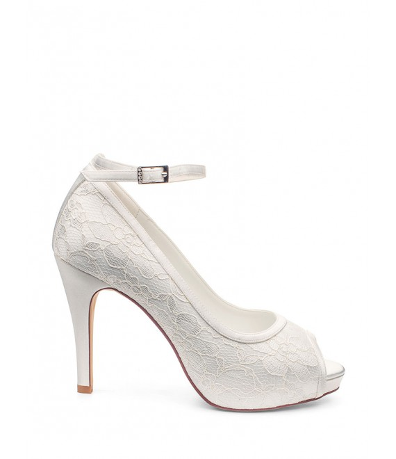 Brautschuhe Leila - G. Westerleigh 5- The Beautiful Bride Shop