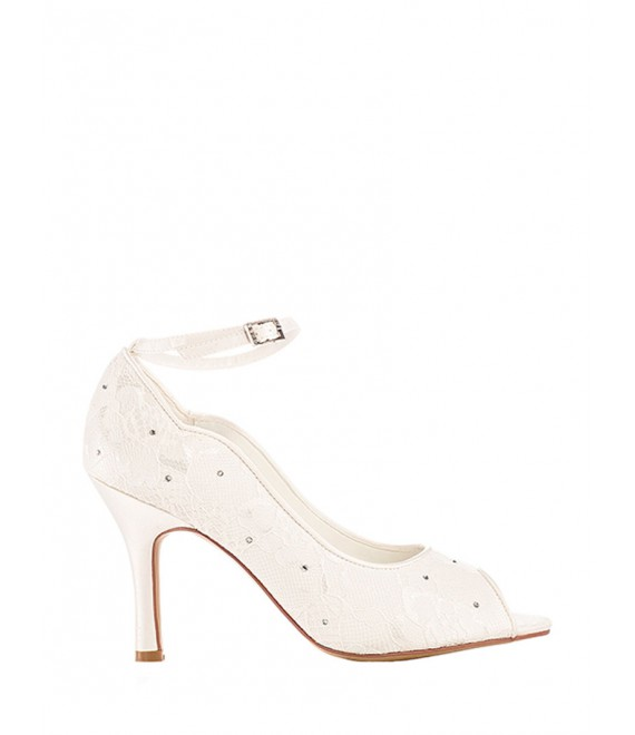 G.Westerleigh Bridal Shoes Michelle - The Beautiful Bride Shop