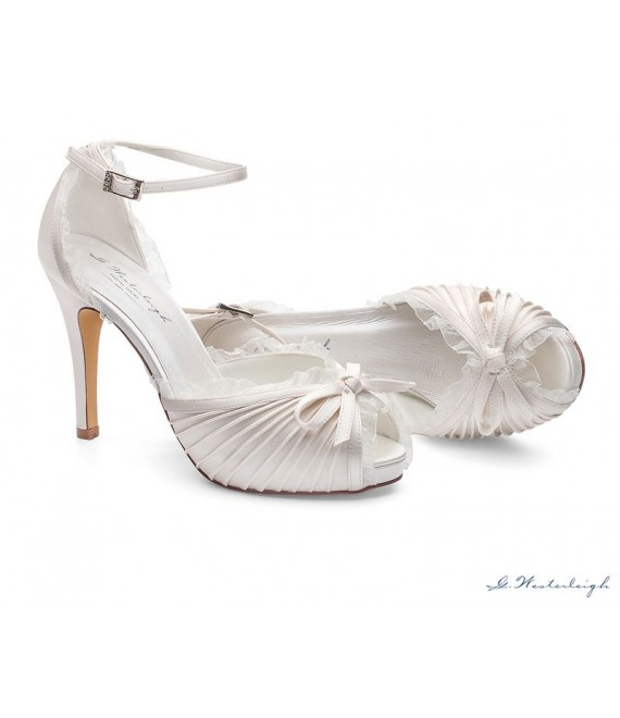 Brautschuhe Charlotte - G. Westerleigh 1 - The Beautiful Bride Shop