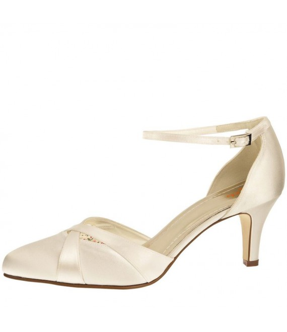 Rainbow Club Brautschuhe Coconut Ice - The Beautiful Bride Shop 1