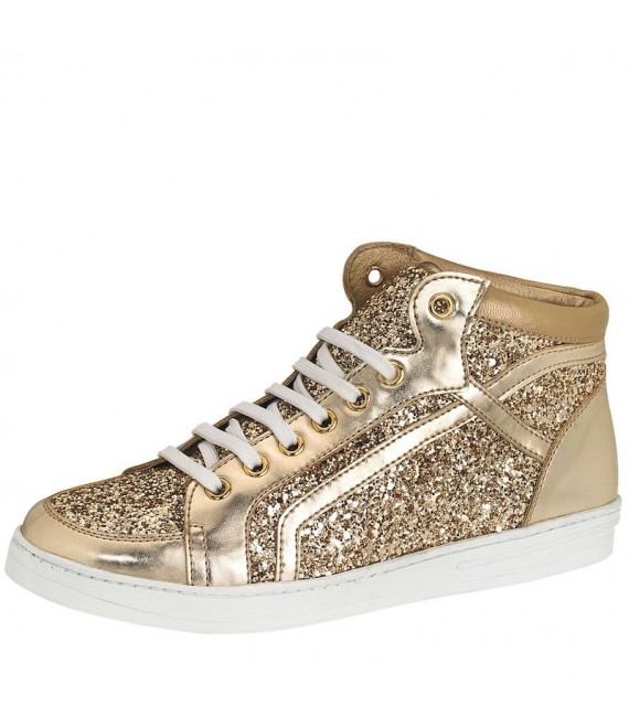 Fiarucci Bridal Braut Sneaker Day Gold - The Beautiful Bride Shop 1
