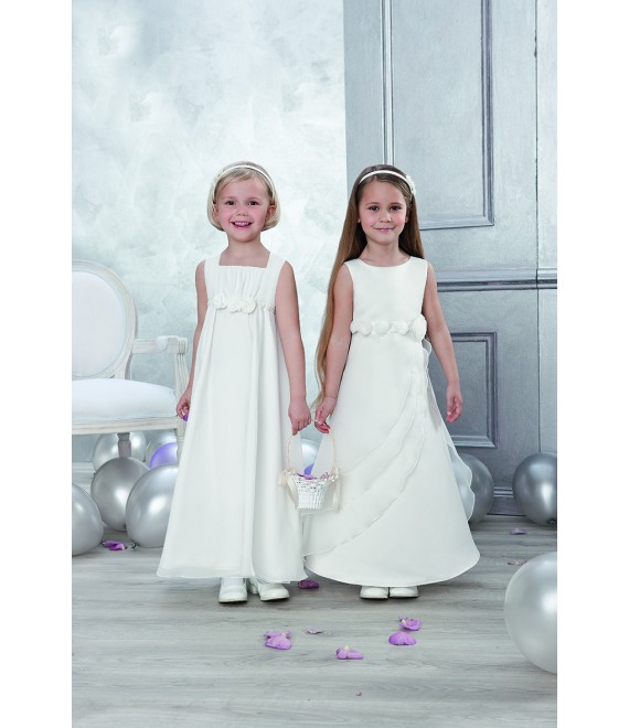 Emmerling Blumenkinder Kleid 91908 - The Beautiful Bride Shop