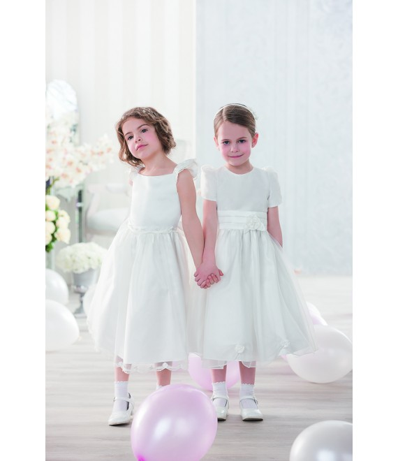 Emmerling Blumenkinder Kleid 91918 - The Beautiful Bride Shop