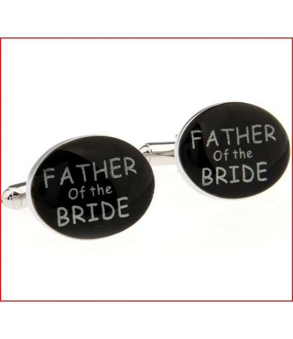Manschettenknopfe-father-of-the-bride - The Beautiful Bride Shop