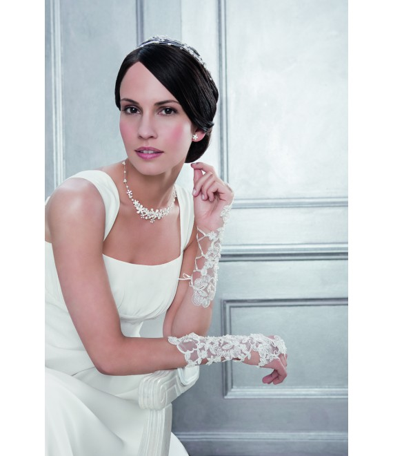 Emmerling Brauthandschuhe 40018-8 - The Beautiful Bride Shop