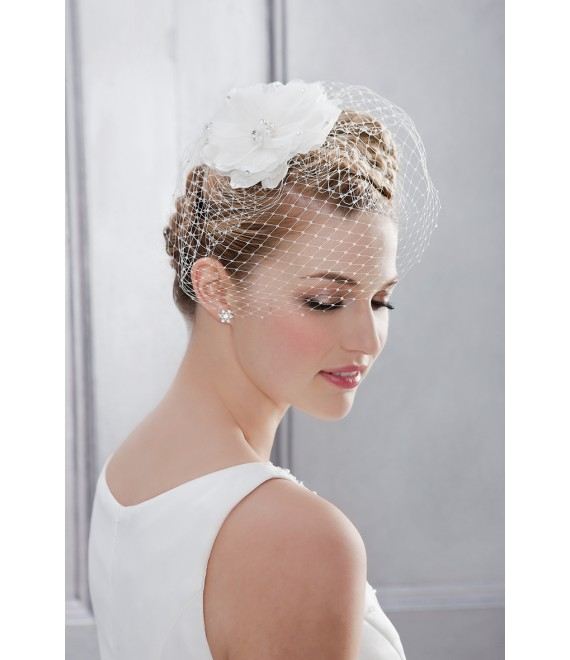Emmerling Fascinator 20122 - The Beautiful Bride Shop