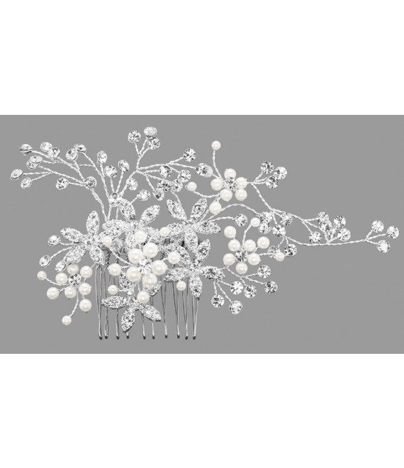 Emmerling hair comb 20240 - The Beautiful Bride Shop