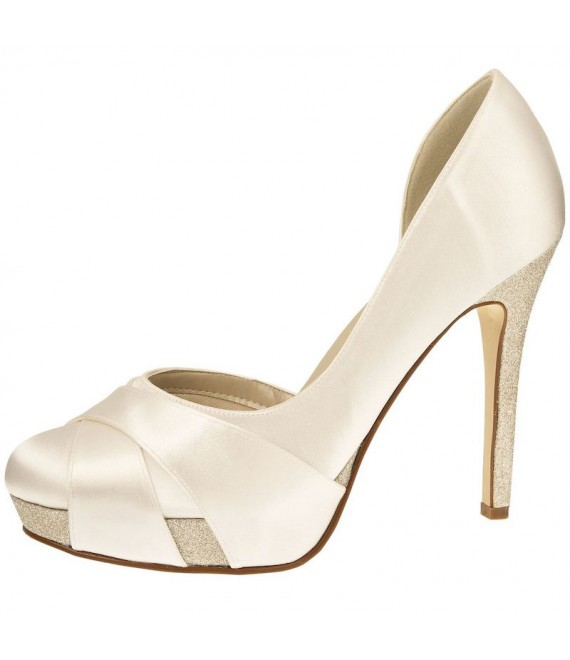 Rainbow Club Brautschuhe Kelis - The Beautiful Bride Shop