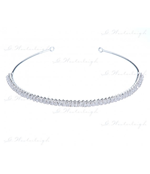 G. Westerleigh Diadem L90083 - The beautiful Bride Shop