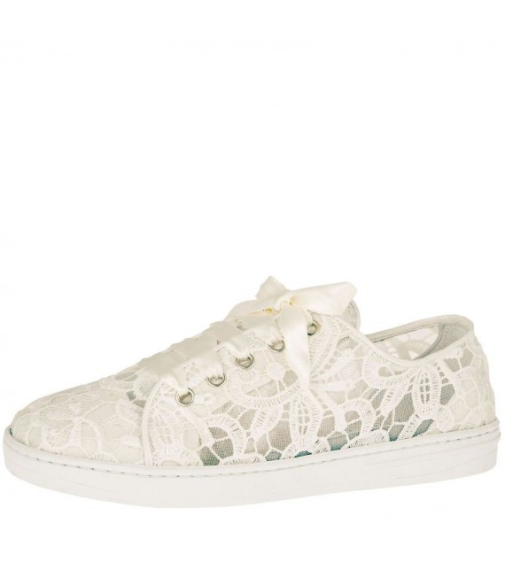 Fiarucci Bridal Braut Sneaker Nena - The Beautiful Bride Shop 1