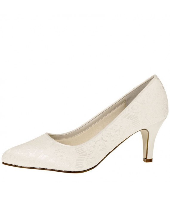 Rainbow Club Brautschuhe Pattie- The Beautiful Bride Shop 1