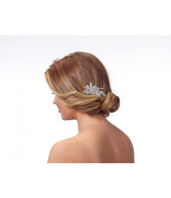 Haar-Corsage BB-1577 Poirier  - The Beautiful Bride Shop