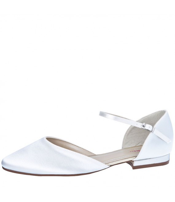 Rainbow Club Brautschuhe Brooke Ivory/Off-White - The Beautiful Bride Shop 1