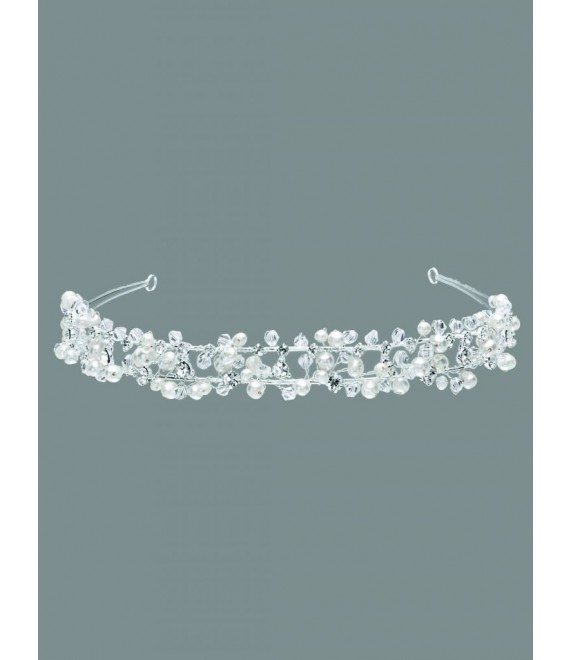 Emmerling Tiara 18144 - The Beautiful Bride Shop