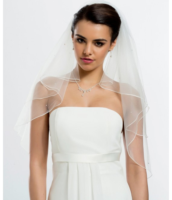 Bianco Evento Veil S71 - The Beautiful Bride Shop