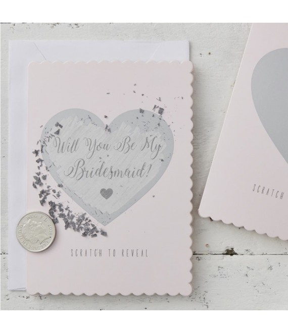 """Will You Be My Bridesmaid?""  - The Beautiful Bride Shop"