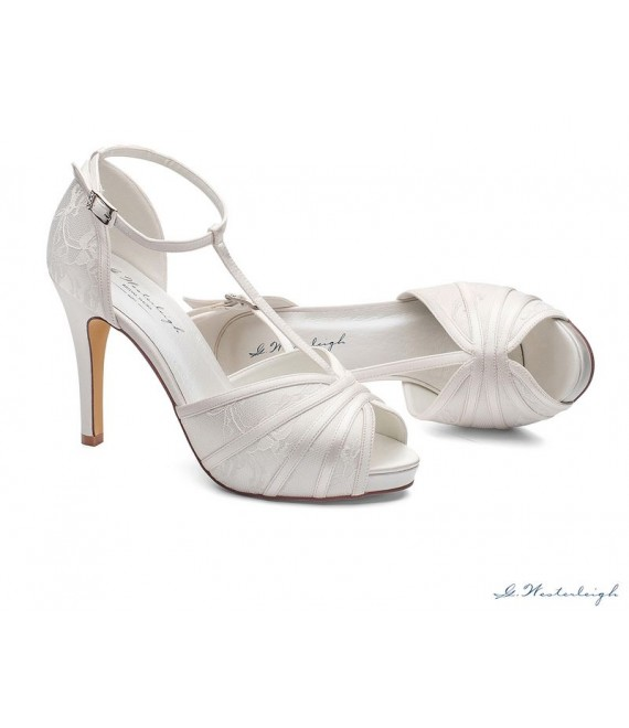 Brautschuhe Scarlet G.Westerleigh 1 - The Beautiful Bride Shop