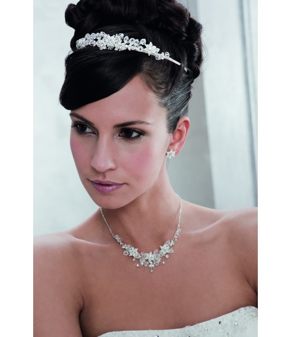 Emmerling Tiara 18101 - The Beautiful Bride Shop