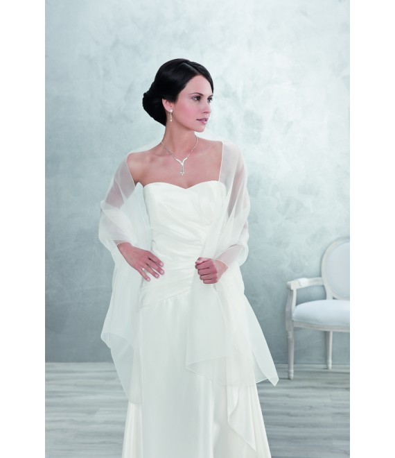 Emmerling stola 22361 - The Beautiful Bride Shop