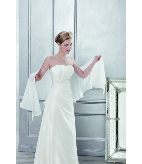 Emmerling stola 2248 - The Beautiful Bride Shop