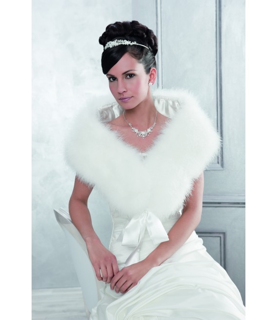 Emmerling stola 6001 - The Beautiful Bride Shop