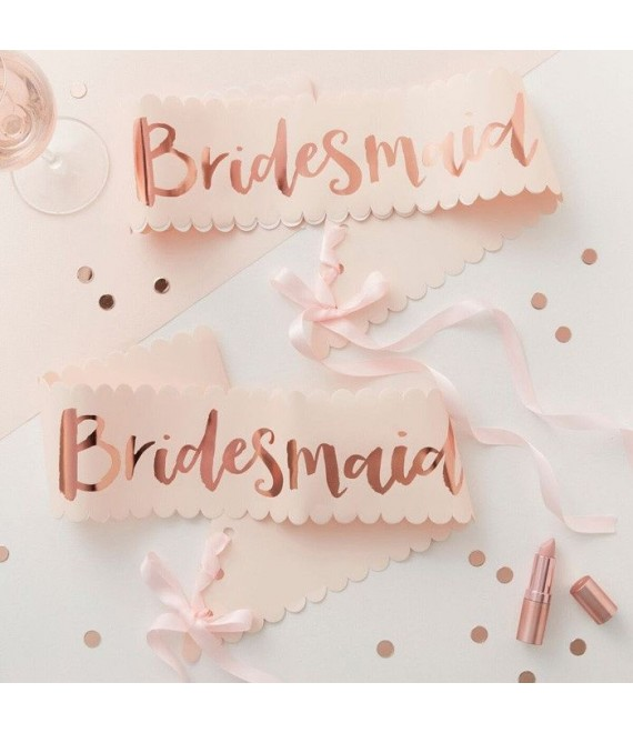 Bridemaids Scherpen 1 - Team Bride