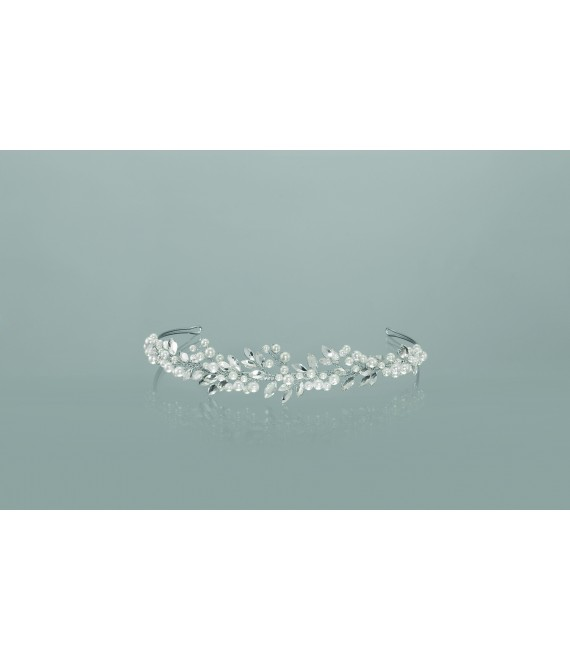 Emmerling Tiara 18090 - The Beautiful Bride Shop