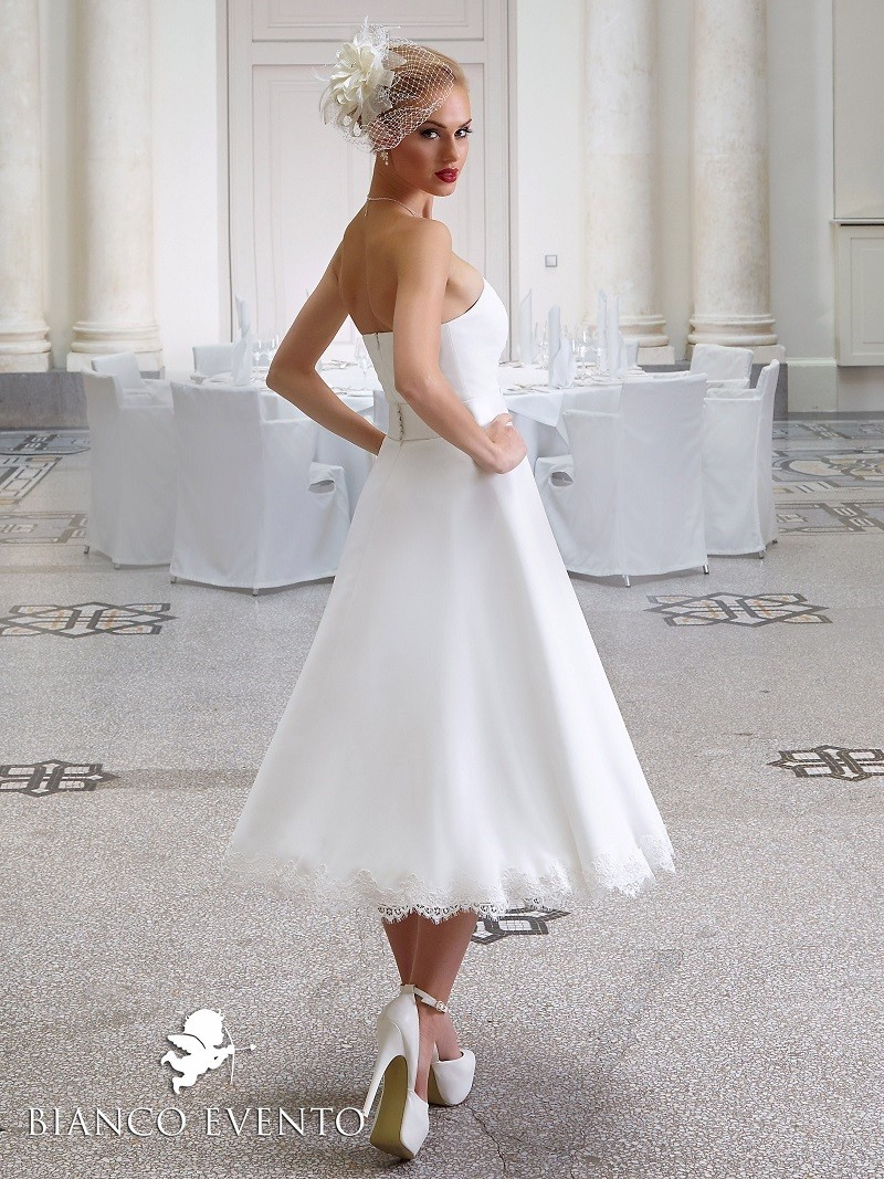Vintage Brautkleid Peonia, Bianco Evento | beautifulbrideshop.eu