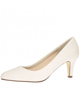 Rainbow Club Brautschuhe Brooke Ivory/Off White