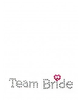 Team Bride Sticker