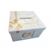 Geldgeschenkebox Marriage white - The Beautiful Bride Shop